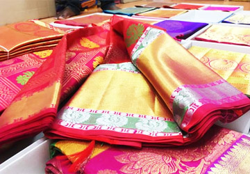 Wholesale Kanchipuram Pattu Pure Silk Sarees Manufacturers Supplier
